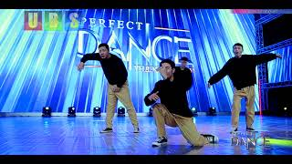 #PerfectDanceShow /1-р шат/ - 371 Pop shot хамтлаг