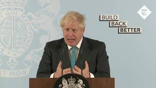 video: Boris Johnson's confusion over coronavirus rules quickens Tory revolt