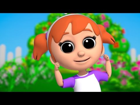 Luke & Lily - Mary Mary | Nursery Rhymes | Song For Children | Video For Kids And Babies