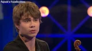 Alexander Rybak in Så ska det låta, 19.04.2010 (Eng&Rus subs)