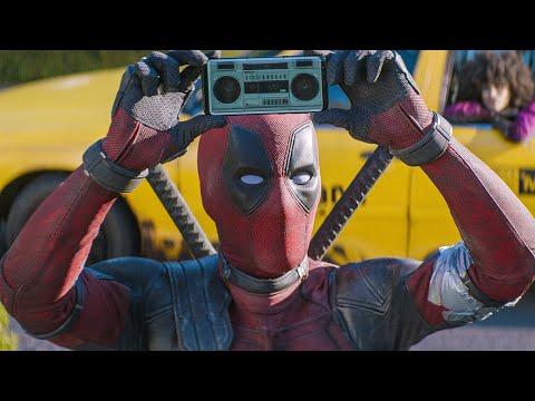 DEADPOOL 2 All BEST Movie Clips + Trailer (2018)