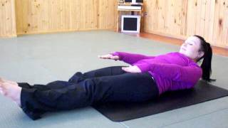 Кундалини йога. Упражнения. Видео(Кундалини йога. Упражнения. Видео Поза Натяжения., 2011-11-27T18:14:34.000Z)
