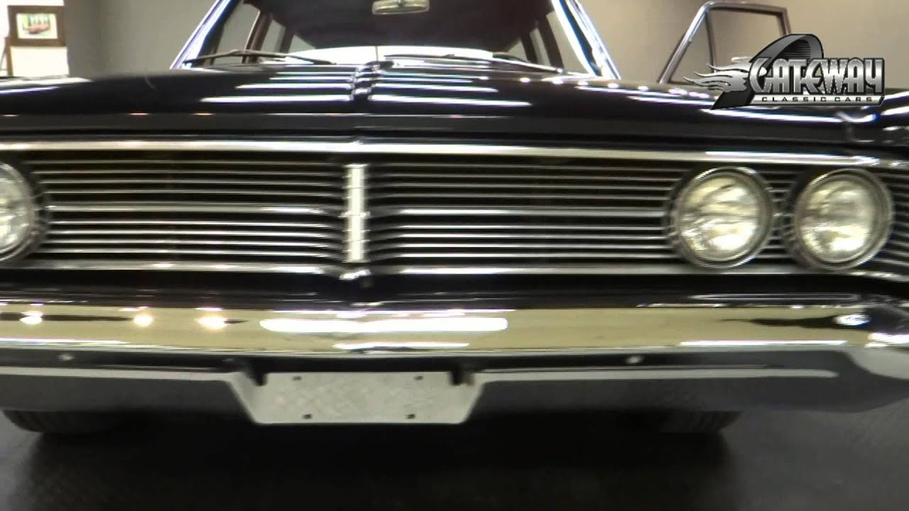 1966 Mercury Wagon for sale at Gateway Classic Cars in St. Louis ...