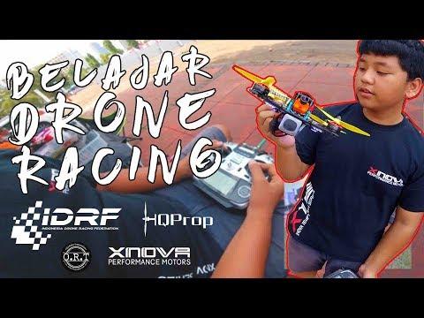 BELAJAR DRONE RACING !!!