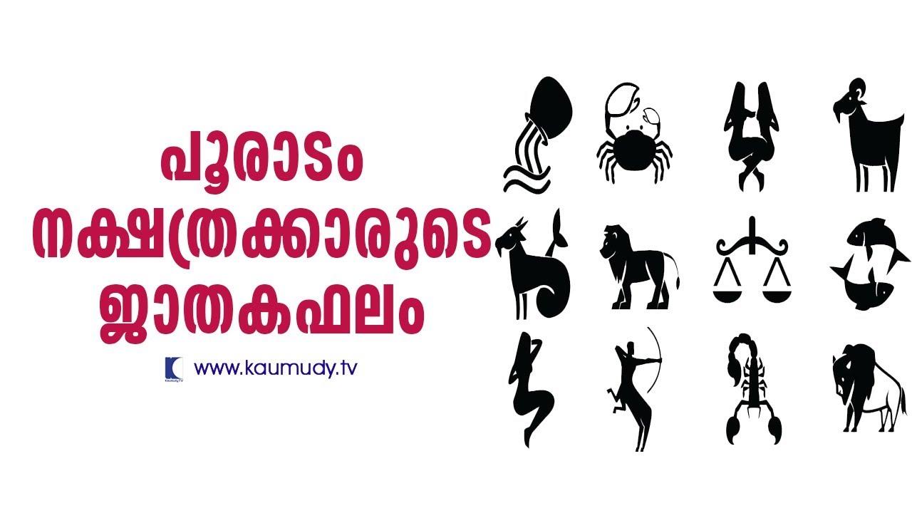 pooradam star astrology