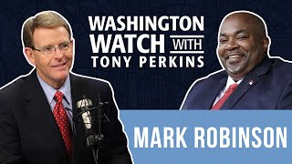 NC Lt. Gov. Mark Robinson Argues That Un-American Critical Race Theory Taints Young Minds