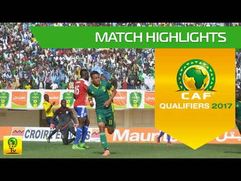 Mauritania vs Gambia | Africa Cup of Nations Qualifiers 2017