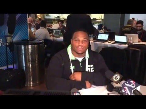 Antwaun Woods USC Trojan Nose Tackle NFL Combine #NFLCombine
