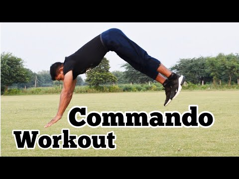 Commando Workout || Commando Fitness Club