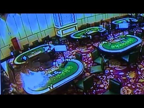 Video shows Manila casino attacker