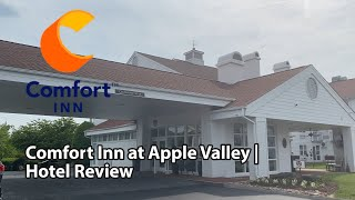 Comfort Inn at Apple Valley Review Pigeon Forge Tennessee Standard Queen Room