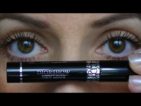 bbbe2260c68 Revue test du mascara Dior Show new look - YouTube