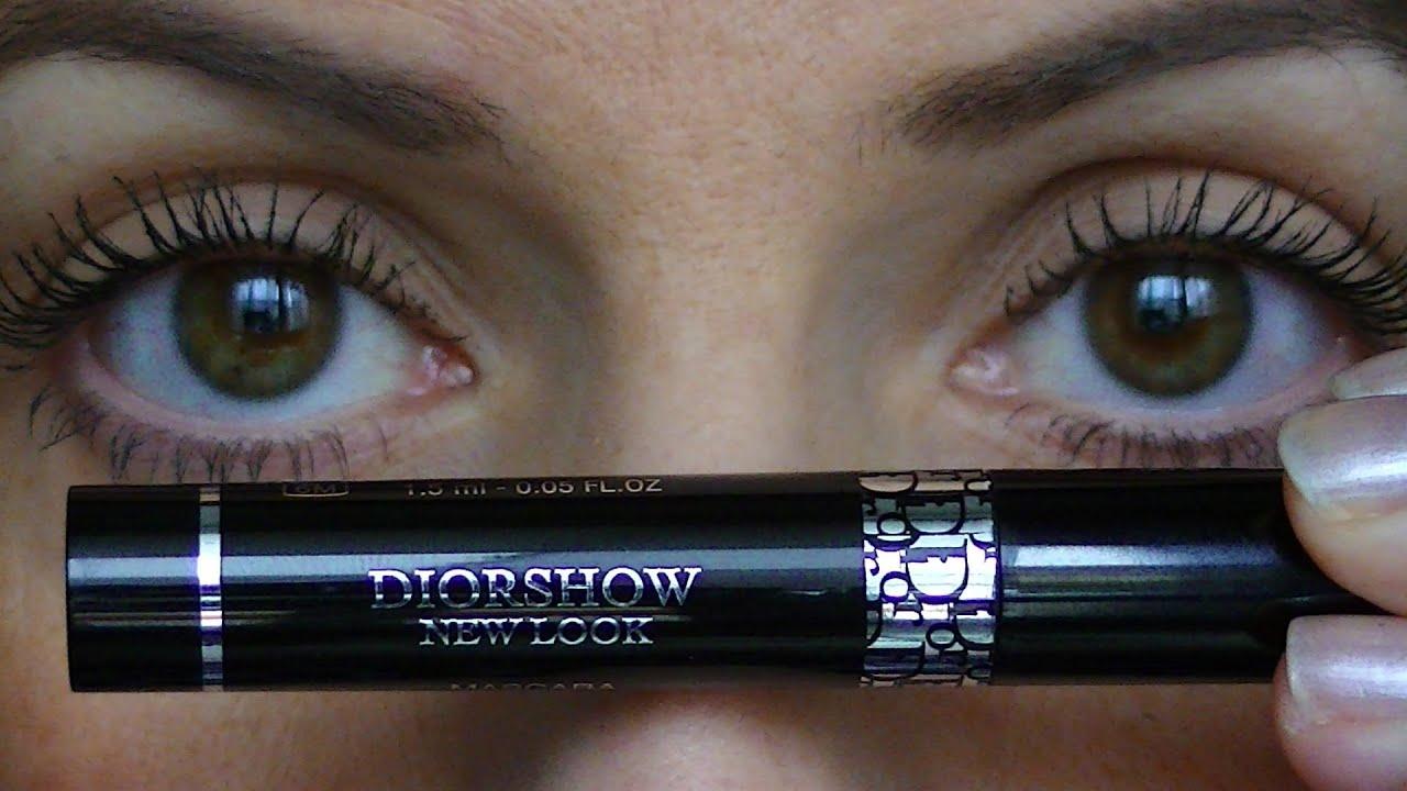 Revue test du mascara Dior Show new look