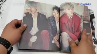 Ktown4u Unboxing : Monsta X - Album Vol.1 Repackage  Shine Forever   The Comple