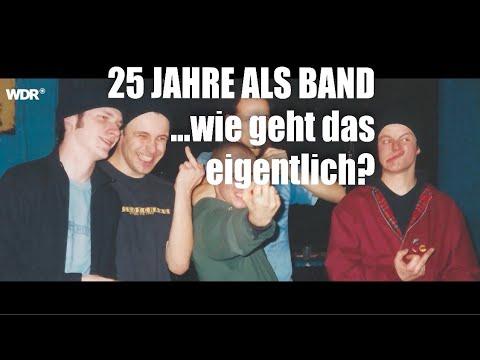 Doku: 25 Jahre als Band ...wie geht das eigentlich?