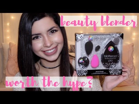 BEAUTYBLENDER PRO ON THE GO SET: WORTH THE HYPE? | Alara