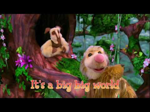 It's a Big Big World | Opening Song |