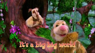 "It's a Big Big World | Opening Song | ""It's a Big Big World"""