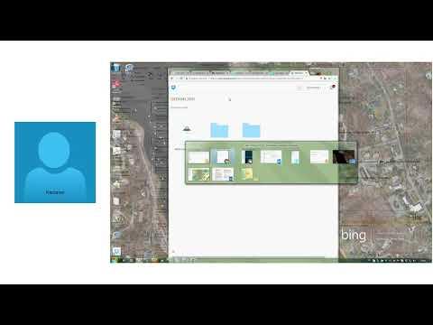 Kartografi - QGIS - Arbeid med å lage topografisk kart - Del 1 - 2017.09.28