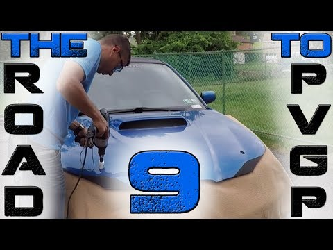Quik Latch Hood Pins Install Ep 9 Road To Pvgp Youtube