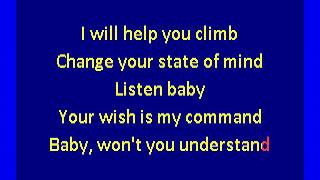 Breakbot - Baby I'm Yours (karaoke)