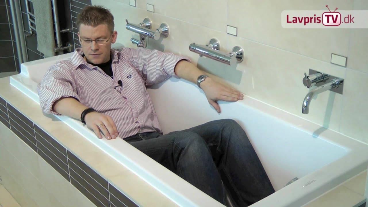 Duravit starck badekar   youtube