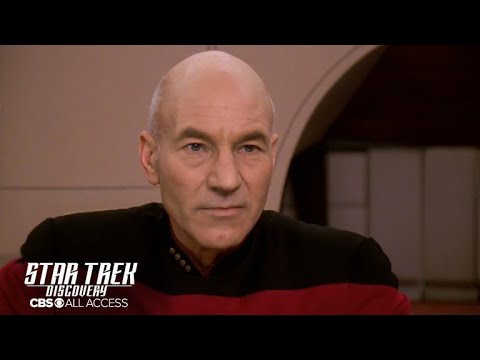 The Discovery cast talks about what makes Picard special