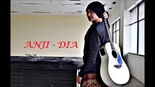 anji dia kunci gitar lirik