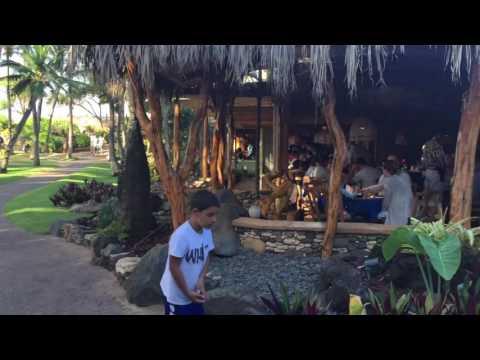 Best Restaurant In The World / El MEJOR Restaurant Del Mundo: Mama's Fish House, Maui, Hawaii