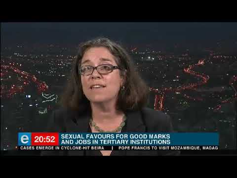 Tonight With Jane Dutton | Sexual Favours For Marks | 28 March 2019