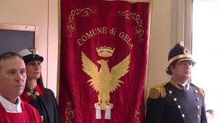 La Polizia Municipale di Gela celebra la ricorrenza di San Sebastiano