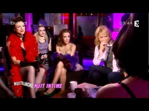 Le Cabaret des Filles de Joie - Interview : Nuit Blanche