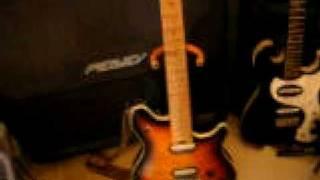 Eddie Van Halen Elephant guitar sound by Johnny Beane on a 1992 EVH Ernie Ball music man