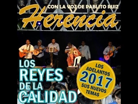HERENCIA 2017 CD ADELANTOS COMPLETOS