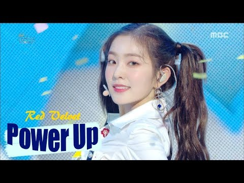 [HOT]Red Velvet  - Power Up, 레드벨벳 - Power Up Show Music Core 20180818