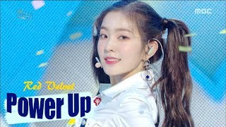 Hot Red Velvet  Power Up 레드벨벳 Power Up Show Music Core 20180818