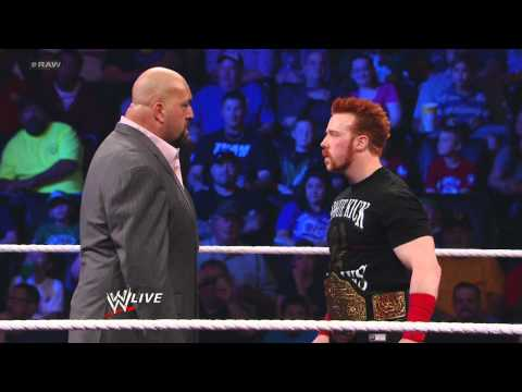 WWE Monday Night Raw En Espanol - Monday, October 1, 2012