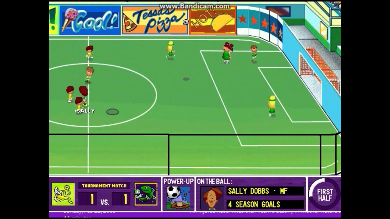 backyard soccer league pc tournament game 27 one step a head
