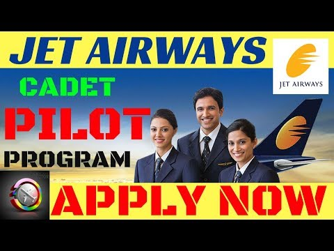 JET AIRWAYS CADET PILOT PROGRAM | ELIGIBILITY CRITERIA | SELECTION PROCESS | FEES | CPL DURATION