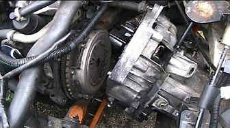 Hyundai Atos Clutch Replacement Youtube