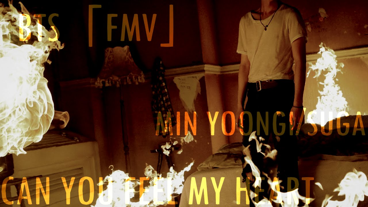 bts「fmv」min yoongi/suga | can you feel my heart;