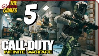 Прохождение Call of Duty: Infinite Warfare #5 ➤ ЗЛОЙ РУССКИЙ