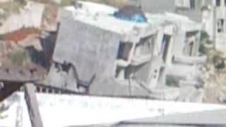 Derrumbe de casas en laderas del monterrey Tijuana