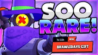 One Of The Most LIMITED Skins Ever FOR FREE!? - Old Ricochet Skin! - Brawl Stars