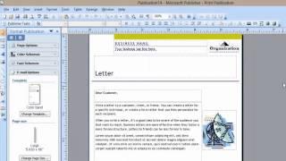 هل يمكنني إنشاء النشرة الإلكترونية في Microsoft الناشر ؟ : Microsoft جرافيك برامج تصميم