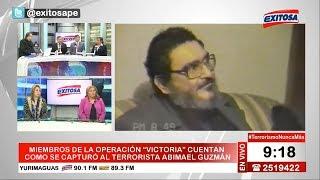 ESPECIAL | A 25 años de la captura de Abimael Guzmán con los protagonistas exmiembros del GEIN