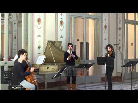 Vivaldi Triosonata rv 84 - Giulia Breschi (rehearsal)