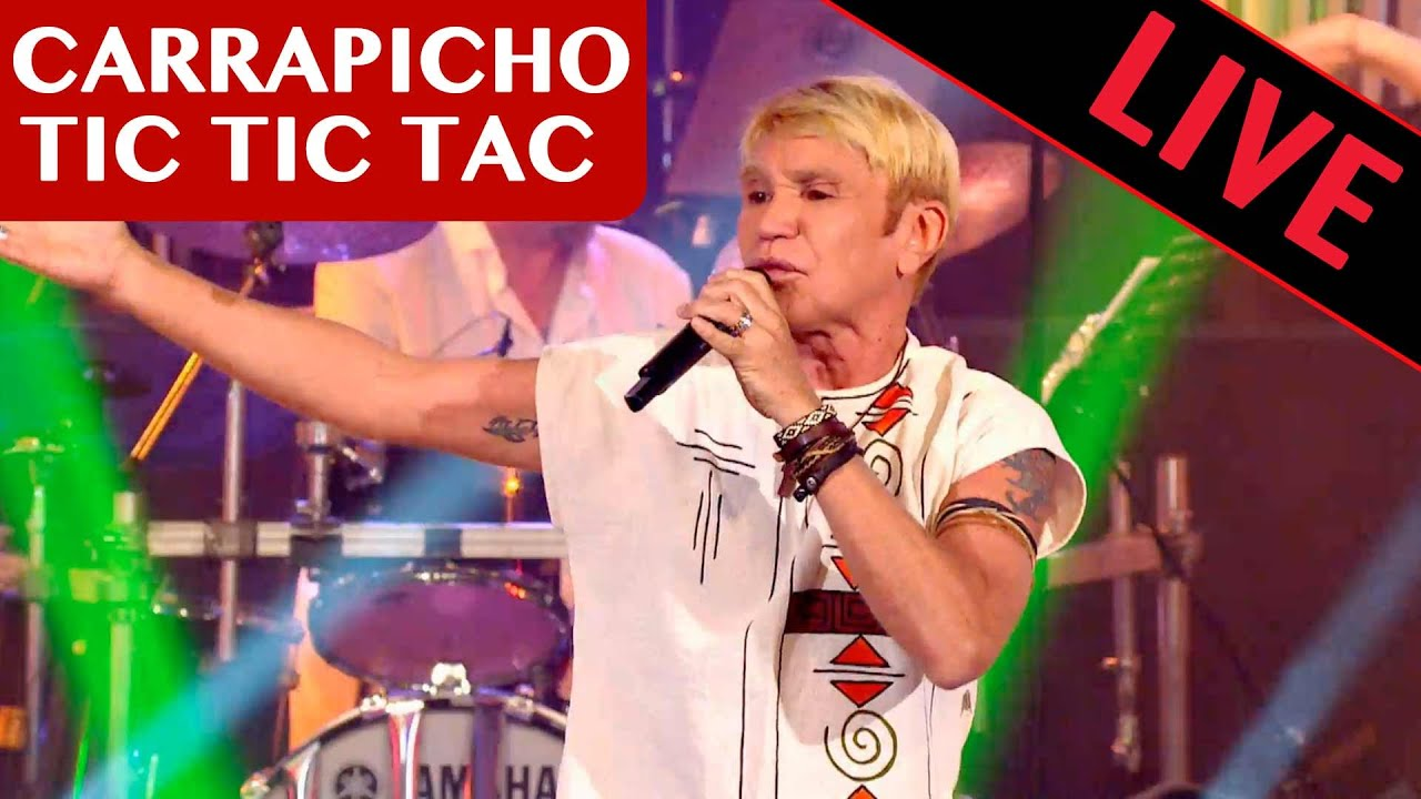 Carrapicho tic tic tac скачать бесплатно mp3