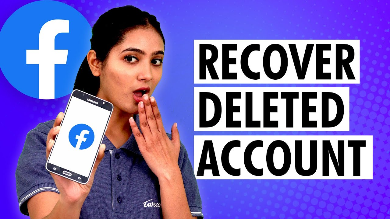 How to Recover Deleted Facebook Account [16% Working]