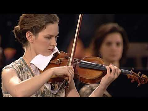 Hilary Hahn - Mozart: Violin Concerto No. 3 - Gustavo Dudamel/Stuttgart Radio Symphony Orchestra